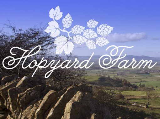 Hopyard Farm Branding + Website Development