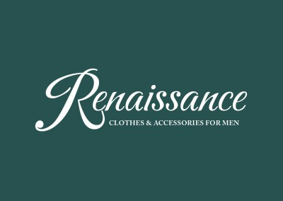 Renaissance Branding + Website Development