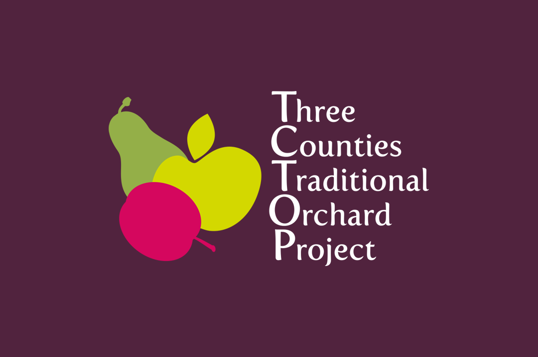 Three Counties Traditional Orchard Branding