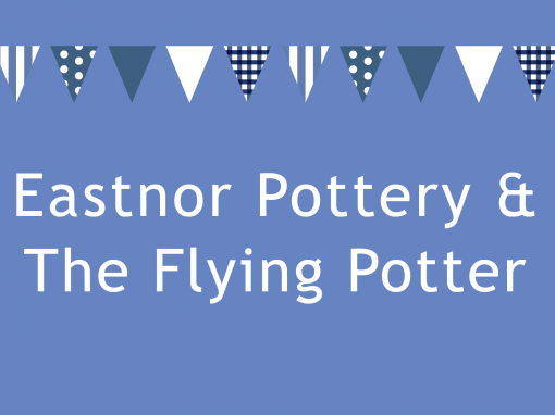 Eastnor Pottery Signage, Leaflets & Banners