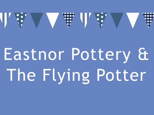 Eastnor Pottery Signage, Leaflets & Banners