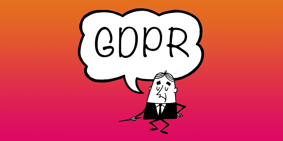 What does GDPR mean for your printed marketing materials?