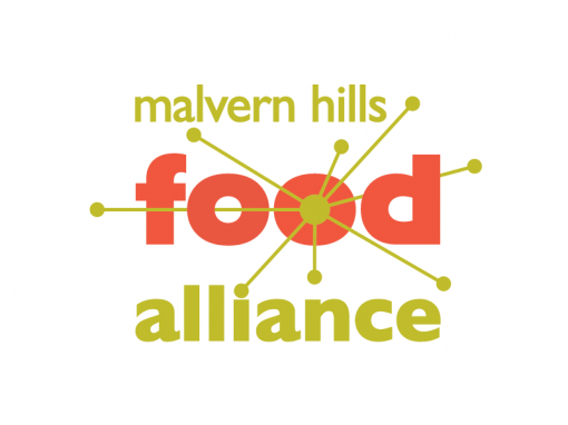 Malvern Hills Food Alliance Branding + Marketing Materials