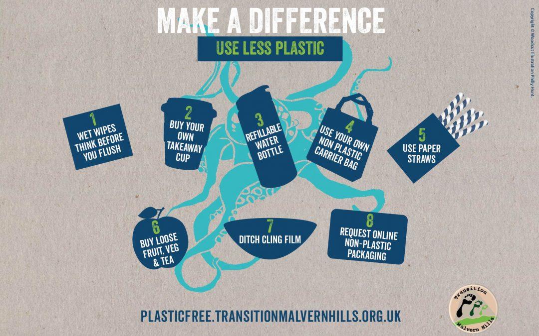 8 tips on local alternatives to single-use plastics