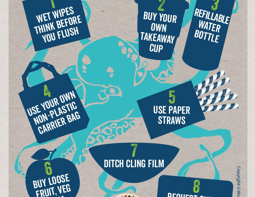 8 tips on local alternatives to single-use plastics