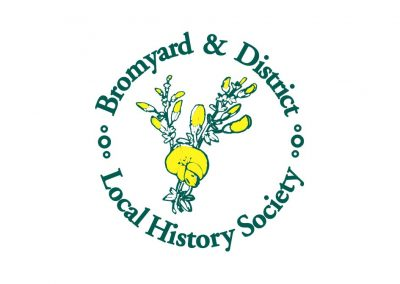 Bromyard & District Local History Society Logo - Before