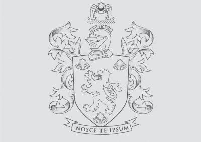 James Stonework Heraldry